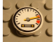 Part No: 4150pb024  Name: Tile, Round 2 x 2 with Tachometer and Red Lines Pattern (Sticker) - Set 8448