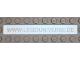 Part No: 4162pb014  Name: Tile 1 x 8 with 'WWW.LEGOUNIVERSE.DE' Pattern