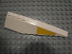 Part No: 42060pb18  Name: Wedge 12 x 3 Right with Yellow SW UCS Y-wing Wedge Pattern (Sticker) - Set 10134