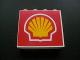 Part No: 4215bpb23  Name: Panel 1 x 4 x 3 - Hollow Studs with Shell Logo Pattern (Sticker) - Set 8672