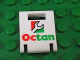 Part No: 4346pb11  Name: Container, Box 2 x 2 x 2 Door with Slot and Octan Pattern