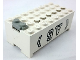 Part No: 4760c00pb02  Name: Electric 9V Battery Box Small Without Battery Cover with 9V Pattern