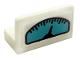 Part No: 4865pb089  Name: Panel 1 x 2 x 1 with Gauge Pattern (Sticker) - Set 41318
