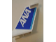 Part No: 4867pb13  Name: Tail Wedge with ANA Air Logo Pattern on Both Sides (Stickers)