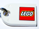 Part No: 48995pb09  Name: Tile, Modified 3 x 2 with Hole with LEGO Logo Small, No Copyright Date in Pattern
