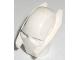Part No: 50994  Name: Minifigure, Head Modified SW General Grievous
