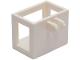 Part No: 51858a  Name: Crane / Bucket Lift Basket 2 x 3 x 2 with Locking Hinge Fingers, 9 Teeth