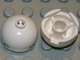 Part No: 553  Name: Brick, Round 2 x 2 Dome Top - Undetermined Stud and Bottom Type