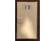 Part No: 60616pb036  Name: Door 1 x 4 x 6 with Stud Handle with Medium Azure Boy and Magenta Girl Pattern (Sticker) - Set 41134