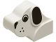 Part No: 6243px1  Name: Dog Head 2 x 4 x 2 1/3 with Dog Head Pattern