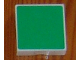 Part No: 6309p0s  Name: Duplo Tile 2 x 2 with Shape Green Square Pattern