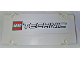 Part No: 64782pb018  Name: Technic, Panel Plate 5 x 11 x 1 with LEGO TECHNIC Logo Pattern (Sticker) - Set 9398