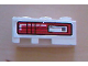 Part No: 6564pb07  Name: Wedge 3 x 2 Right with Red and Black Taillight Pattern (Sticker) - Set 8286