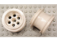 Part No: 6595  Name: Wheel 36.8mm D. x 26mm VR with Axle Hole