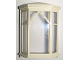 Part No: 6902  Name: Scala Window Bay 14 x 4 x 15 1/3