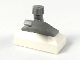 Part No: 69c01  Name: Tap 1 x 2 Base with Light Gray Spout
