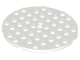 Part No: 74611  Name: Plate, Round 8 x 8 with Hole