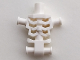 Part No: 93060  Name: Torso Skeleton, Angular Rib Cage, Plain