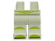 Part No: 970c00pb0052  Name: Hips and Legs with Lime Boots and Belt Pattern (Buzz Lightyear)