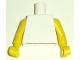 Part No: 973bc01  Name: Torso NBA (Plain) / Yellow NBA Arms