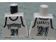 Part No: 973bpb149  Name: Torso NBA Minnesota Timberwolves #21 (White Jersey) Pattern