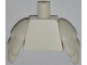 Part No: 973c59  Name: Torso Plain / White Bird Wings