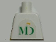 Part No: 973pb0496  Name: Torso MD Foods Logo Pattern on Both Sides (Sticker)