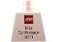 Part No: 973pb0891  Name: Torso LEGO Idea Conference 2011 Pattern