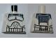 Part No: 973pb0968  Name: Torso SW Wolfpack Clone Trooper Pattern