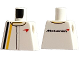 Part No: 973pb2046  Name: Torso Speed Champions with McLaren Logo Pattern