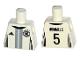 Part No: 973pb2493  Name: Torso Soccer Shirt with Adidas Logo, 4 Stars and Eagle Front, 'HUMMELS 5' Back Pattern