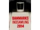 Part No: 973pb2503  Name: Torso 'DANMARKS INDSAMLING 2014' on Front, Lego Logo on Back Pattern