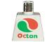Part No: 973px130  Name: Torso Octan Logo Pattern