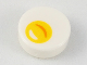 Part No: 98138pb088  Name: Tile, Round 1 x 1 with Fried Egg Pattern