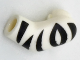 Part No: 981pb125  Name: Arm, Left with Black Zebra Stripes Pattern