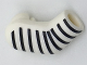 Part No: 982pb131  Name: Arm, Right with 9 Black Stripes Pattern