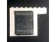 Part No: BA111pb01  Name: Stickered Assembly 8 x 1 x 5 with Mirror with Black Borders Pattern (Sticker) - Set 265-1 - 4 Bricks 1 x 6, 1 Brick 1 x 8