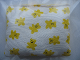 Part No: bb0244pb01  Name: Duplo Doll Cloth Pillow with Teddy Bear Pattern