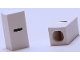 Part No: bb0695pb12  Name: Tile, Modified 1 x 2 x 5/6 with Stud Hole in End and Black '-' Hyphen / Minus Sign Pattern