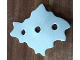 Part No: bb0946  Name: Foam, Scala Bush with 3 Holes #3148