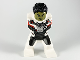 Part No: bb1114pb01  Name: Body Giant, Hulk with White Avengers Jumpsuit Pattern