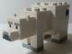 Part No: minebear02  Name: Minecraft Polar Bear