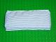 Part No: x1488px1  Name: Belville Cloth Mattress 6 x 14, Blue Stripe Pattern