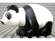 Part No: x945px1  Name: Duplo Panda Cub, Eyes looking Left Pattern