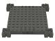 Part No: 30645  Name: Brick, Modified 12 x 12 Base