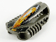 Part No: 32310pb04  Name: Technic, Block 3 x 5 x 1 2/3 with RoboRider The Boss Pattern