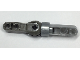 Part No: 41681c02  Name: Technic Rotation Joint Ball and Pearl Light Gray Socket Assembly with Liftarm Thick, 8L