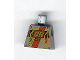 Part No: 973pb0076  Name: Torso Space RoboForce Red and Gold Circuitry Pattern