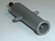 Part No: bb0039  Name: Projectile Launcher, Cannon Transitional with Black Handle