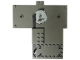 Part No: decbaseassy  Name: Train, Track 12V Decoupler Base